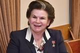Терешкова рассказала о письмах благодарности за «сохранение Путина»