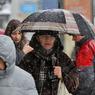 Москвичи пережили самую холодную ночь и майский снегопад