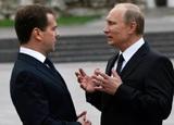 Опубликованы декларации о доходах президента и премьера РФ