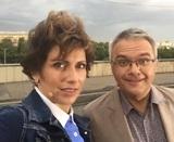 Ведущую Первого канала Светлану Зейналову осудили за жуткие подростковые наряды(ФОТО)