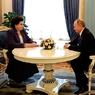 Путин поздравил Терешкову с юбилеем и подарил скульптуру и картину с чайками