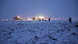 На месте крушения самолёта в Подмосковье нашли более 200 фрагментов тел
