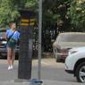 Полиция не дала москвичам прокатиться против платных парковок