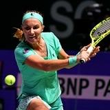 Кузнецова одержала вторую победу подряд на итоговом турнире WTA
