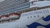 Среди заразившихся коронавирусом на Diamond Princess оказался украинец