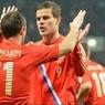 Букмекеры предсказывают победу России над Азербайджаном