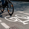 В Москве делают первую велодорожку на автоагистрали