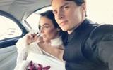 Появилось первое видео со свадьбы Водонаевой