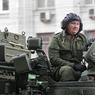 Сегодня вечером в центре Москвы ограничат движение из-за репетиции парада Победы
