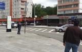 В банке в центре Москвы захватили заложников