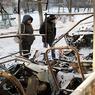 В Донецком аэропорту наконец объявлено перемирие