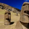 Археологи раскрыли тайну расположения статуй моаи