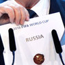 В Кремле уверяют, что уход Блаттера не повлияет на подготовку к ЧМ-2018