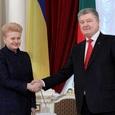 Президент Литвы заявила о введении санкций против России из-за конфликта с Украиной