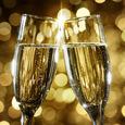 Эксперты: Умеренное употребление игристого вина полезно для здоровья