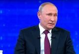 Путин сравнил потери России и других стран от санкций