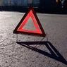 В Твери пьяный лихач врезался в светофор и вылетел на остановку