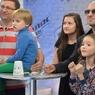 Голос.Дети: Макс Фадеев не утирает слез, а Пелагея рыдает ВИДЕО