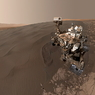Любопытный марсоход снял кино для будущих жителей Марса (ФОТО, ВИДЕО)