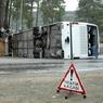 В Анталье туравтобус попал в ДТП, погибла россиянка