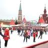 В центре столицы открылся ГУМ-каток, оформленный в духе русского авангарда