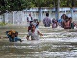 В результате наводнения в Индии погибли как минимум 10 человек