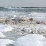 Керченская переправа приостановила работу из-за сильного ветра
