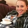Беременная супруга Дмитрия Диброва снялась в откровенной фотосессии
