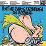 «Шарли Эбдо» изобразил воображаемый теракт на ЧЕ-2016 и гроб Али