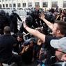 В Барселоне акция протеста переросла в беспорядки