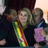 Рябков: Россия будет воспринимать Аньес законным правителем Боливии
