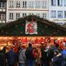 Франция: Страсбург решил не отказываться от традиционного рождественского базара