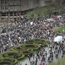 В Чехии прошли акции протеста против Земана