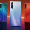 Huawei представила свои флагманские смартфоны P30 и P30 Pro