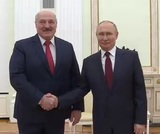 Переговоры Путина и Лукашенко длились почти 4 часа