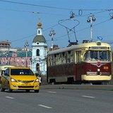 """Конный вагон XIX века станет """"гвоздем"""" ежегодного парада трамваев в Москве"""
