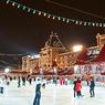 Причиной эвакуации с Красной площади стала очередь на каток