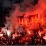 Болельщики ЦСКА устроили драку в Риме, есть пострадавшие