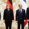Кремль отказался анонсировать телефонные переговоры «нормандской четверки»
