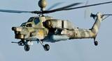 Ми-28 выполнил новую фигуру высшего пилотажа