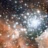Облако метеоритных частиц – Персеиды - движется в космосе по направлению к Земле