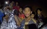 Первые шесть детей из затопленной тайской пещеры спасены