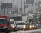 «Яндекс.Пробки» прогнозирует в пятницу в Москве транспортный коллапс