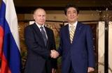 Японский МИД сообщил о переговорах Путина и Абэ в формате тет-а-тет