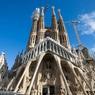 Храм Саграда Фамилия в Барселоне оказался заблокирован протестующими