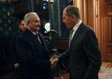 На московских переговорах по Ливии Хафтар попросил время до утра, чтобы подумать