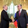 Токаев наградил Путина орденом Назарбаева