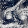 В Атлантике бушует самый сильный за последние 10 лет ураган