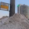 На борьбу со снегом культурная столица России бросает лучшие силы