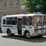 Автозак с 15 арестантами попал в аварию